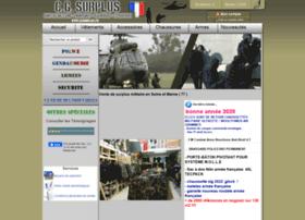 materiel-militaire-police-gendarmerie-pompier-75-77-78-91-92.com