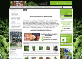 materiel-mur-vegetal.fr