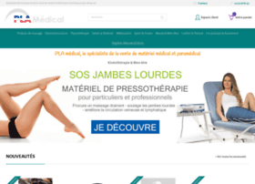 materiel-pla-medical.fr