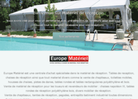 materieldereception.com