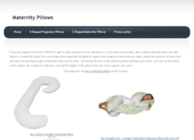 maternitypillows.yolasite.com