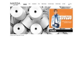 matesa.com.tr