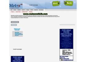 matexnetb2b.com