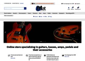 matguitars.com