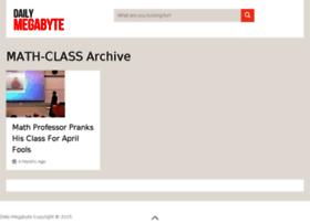 math-class.dailymegabyte.com