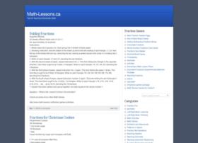 math-lessons.ca