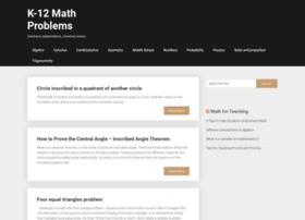 math-problems.math4teaching.com