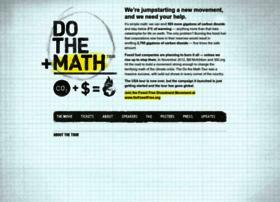 math.350.org