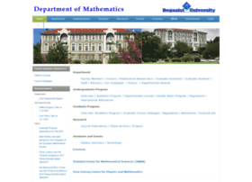 math.boun.edu.tr