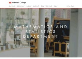 math.grinnell.edu