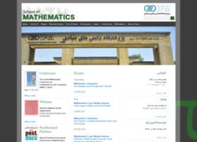 math.ipm.ac.ir