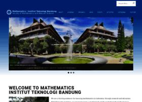 math.itb.ac.id