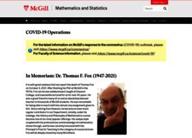 math.mcgill.ca