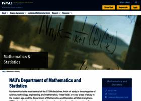 math.nau.edu
