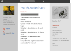 math.noteshare.io