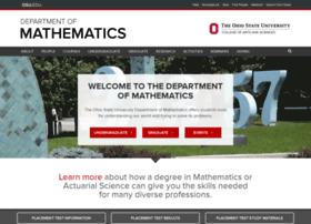 math.ohio-state.edu