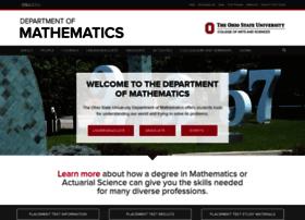 math.osu.edu