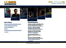 math.ucdavis.edu