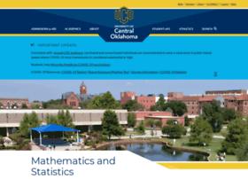 math.uco.edu