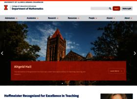 math.uiuc.edu