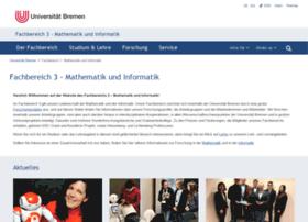 math.uni-bremen.de