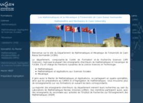 math.unicaen.fr