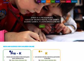 math4childrenplus.com