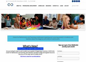 mathandteaching.org
