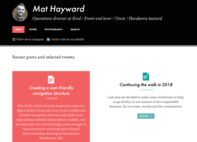 mathayward.com