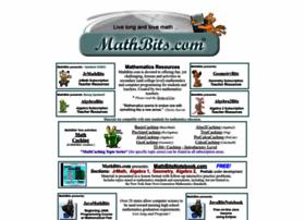 mathbits.com