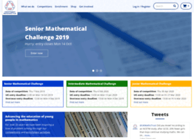 mathcomp.leeds.ac.uk