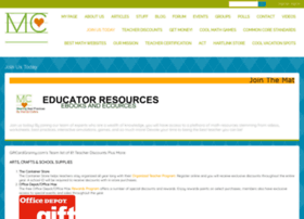 mathconcentration.com