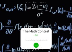 mathcontest.olemiss.edu