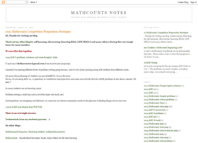mathcountsnotes.blogspot.com