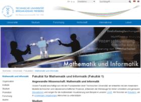 mathe.tu-freiberg.de