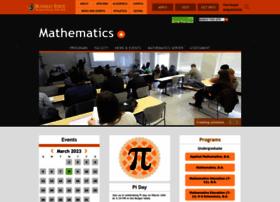 mathematics.buffalostate.edu