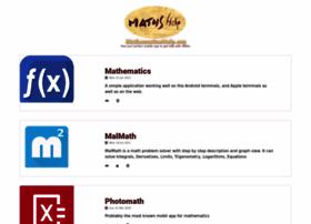 mathematicshelp.org