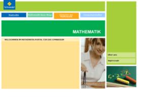 mathematik-gymnasium.de