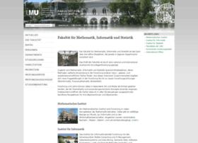 mathematik-informatik-statistik.uni-muenchen.de
