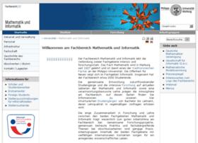 mathematik.uni-marburg.de