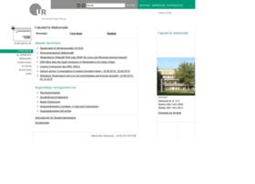 mathematik.uni-regensburg.de