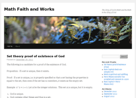 mathfaithworks.wordpress.com