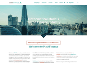 mathfinance.com