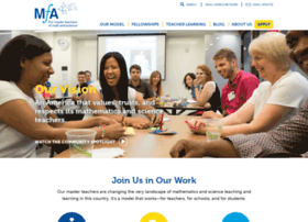 mathforamerica.org