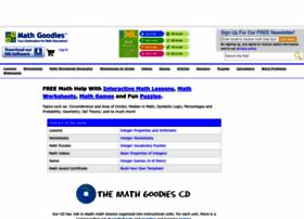 mathgoodies.com