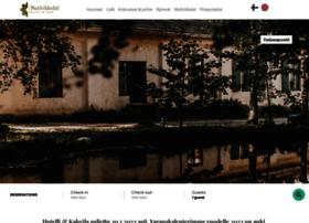 mathildedal.fi