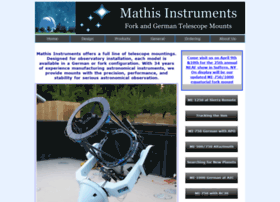 mathis-instruments.com