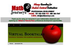 mathjourneys.com