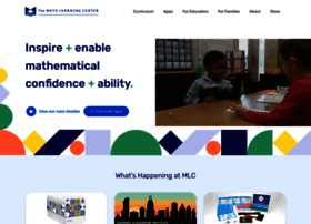 mathlearningcenter.org
