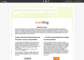 mathlematics.over-blog.com